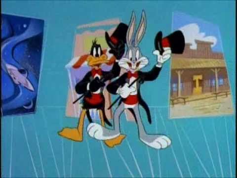 Daffy Duck And Bugs Bunny Show Daffy Duck and Bugs Bunny