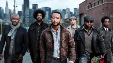 John Legend & The Roots - Humanity (Love The Way It Should Be)