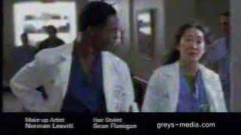 Grey's Anatomy 318 Scars and Souvenirs Promo