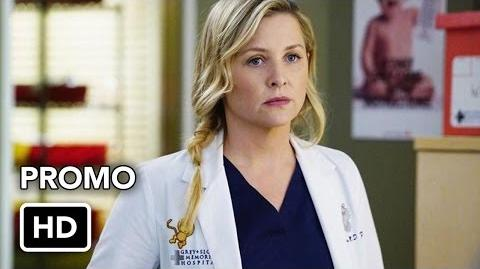 "Grey's Anatomy 11x13 Promo ""Staring at the End"" (HD)"