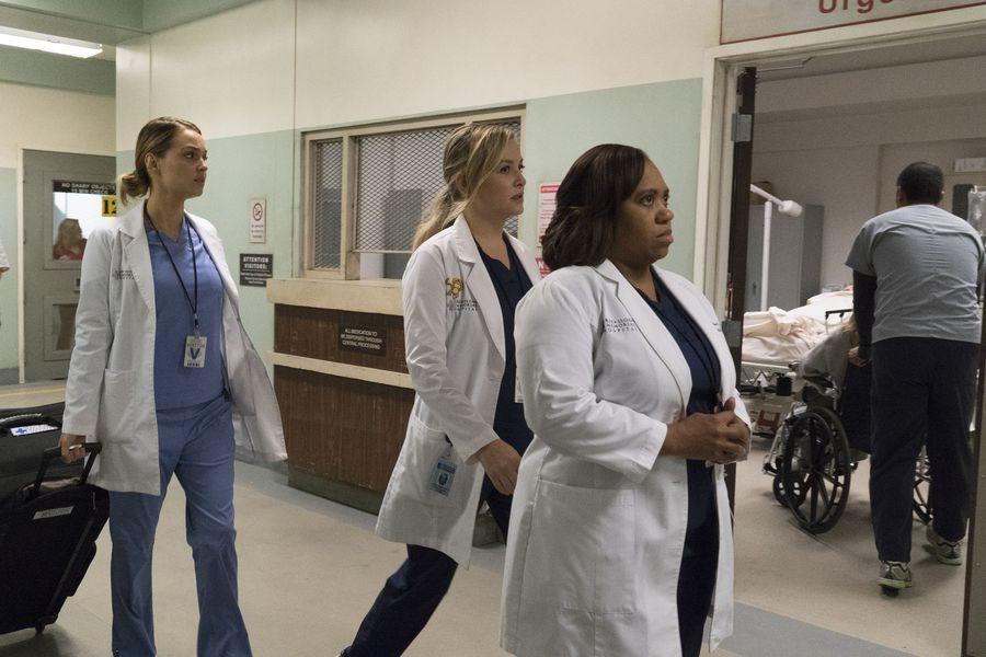 Grey's Anatomy Anatomía Grey 13x10