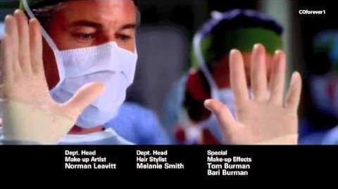 Grey's Anatomy 8x11 promo