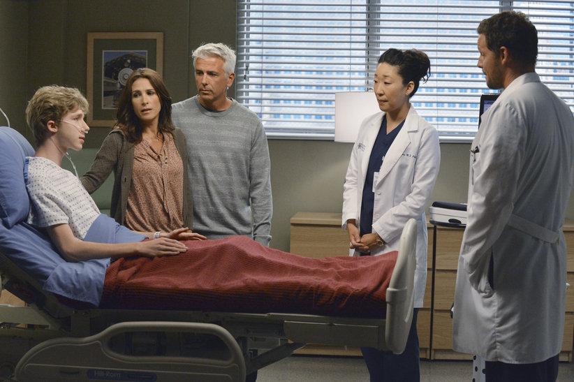 Everybody S Crying Mercy Grey S Anatomy And Private