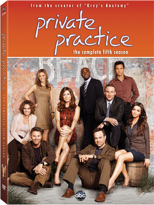 PrivatePracticeS5DVD