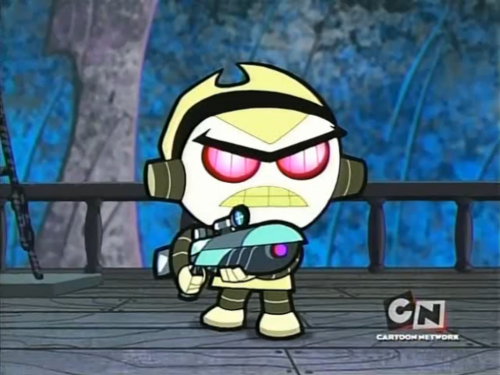 Mandroid The Grim Adventures Of Billy And Mandy Wiki