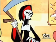 meet the reaper billy and mandy wiki