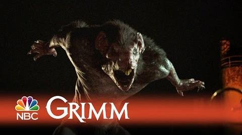 Grimm - Creature Profile Riesen-Ratte (Digital Exclusive)