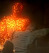 218-Volcanalis attacking Thom