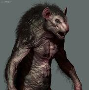 Riesen-RatteConcept