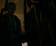 Renard in the trailer
