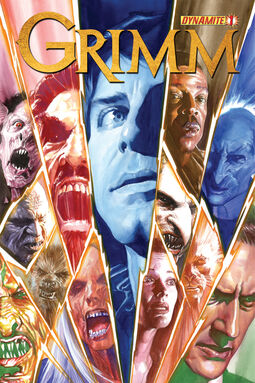 Comic 1 Cover