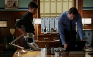 302-Renard showing Nick bar surveillance