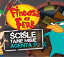 Ściśle tajne misje Agenta P
