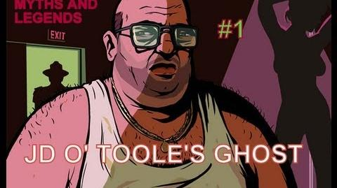 GTA lcs myth 1 JD's ghost