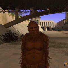 A Bigfoot Mod.