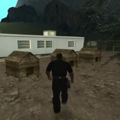 Doghouses in GTA SA.