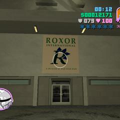 Roxor building.