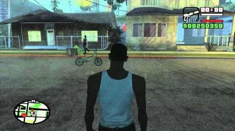 GTA San Andreas Myth Mod -04- Chucky german