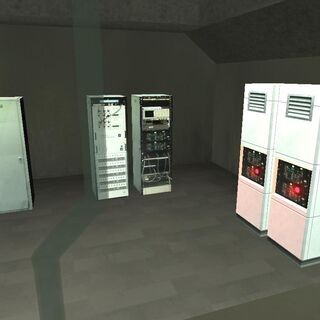 Supercomputers at Area 69.