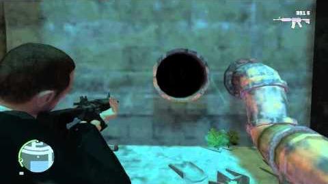GTA IV myth-ALLIGATORS IN THE SEWERS