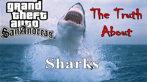 GTA San Andreas - The Truth About Sharks