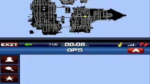 """GTA Chinatown Wars - """"Here Be Dragons!"""" message research"""