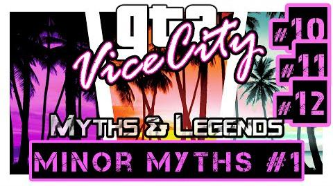 GTA VC Minor Myths 1 Ghost Tower, Haunted Lighthouse & Diaz's Ghost