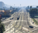 Métro léger de Los Santos