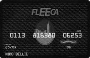 FleecaCard
