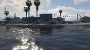 The Boat House GTAV From the Alamo Sea