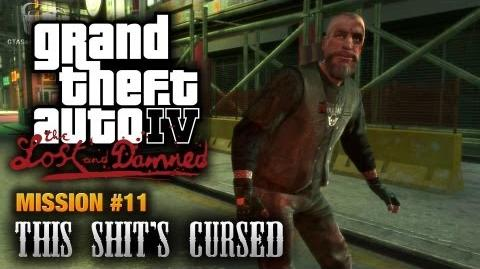 GTA The Lost and Damned - Mission 11 - This Shit's Cursed (1080p)