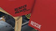 Blazer Lifeguard GTAVpc Detail