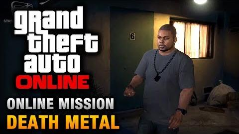 GTA Online - Mission - Death Metal Hard Difficulty