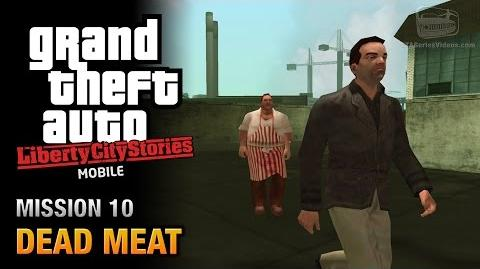 GTA Liberty City Stories Mobile - Mission 10 - Dead Meat