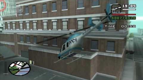 GTA San Andreas - Walkthrough - Air Race - Whirly Bird Waypoint (HD)