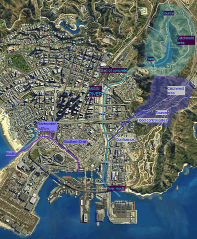 File:Los Santos Storm Drain GTAV Map Annotated.png