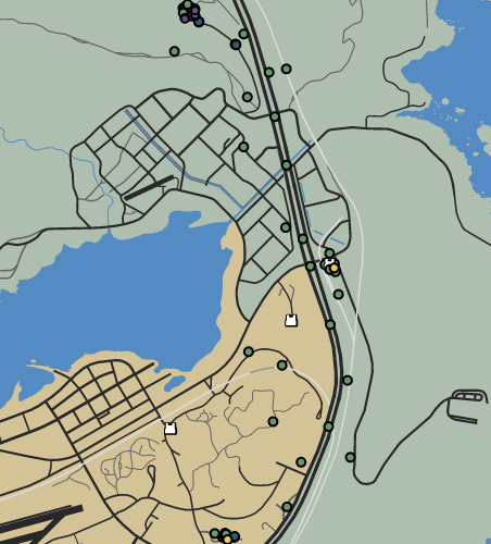 GTAO-Grass is Greener Map
