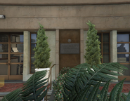 Sam Austin Memorial Building GTAV Plaque