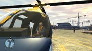 Higgins Pilot GTAIV