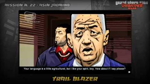 GTA Chinatown Wars - Walkthrough - Mission 22 - Trail Blazer