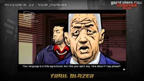 GTA Chinatown Wars - Walkthrough - Mission 22 - Trail Blazer