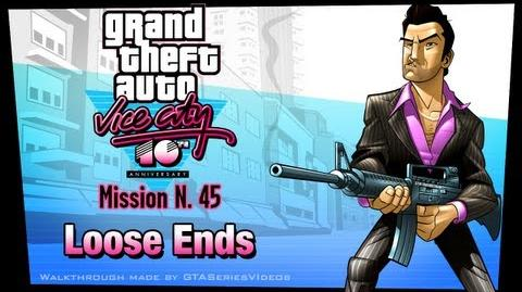 GTA Vice City - iPad Walkthrough - Mission 45 - Loose Ends
