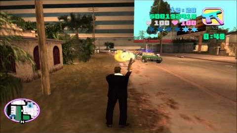 GTA Vice City - Little Haiti Rampages HD
