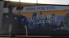 LSPD Mural