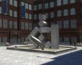 NationalUnionOfContemporaryArts-GTAIV-Statue