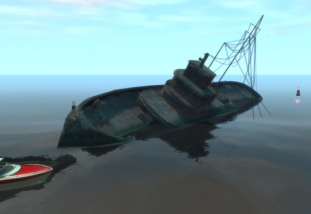 File:Wreck Tug2 GTAIV Wreckage from shore again.png