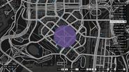 Distract Cops GTAO Map Davis
