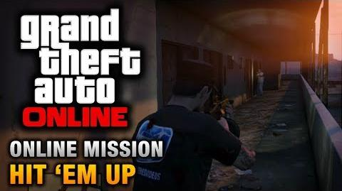GTA Online - Mission - Hit 'Em Up Hard Difficulty