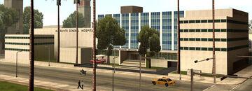 AllSaintsGeneralHospital-GTASA-Exterior