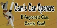 Cam's Can Openers